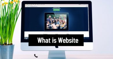 What-is-website
