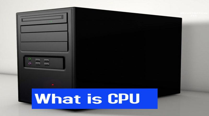 what-is-Central processing unit