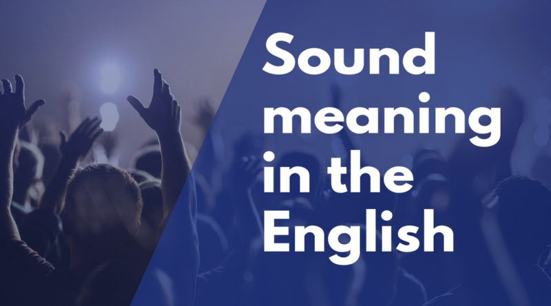 Sound-meaning-in-the-English