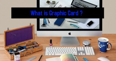 What is Graphic Card?