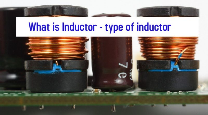 What is Inductor