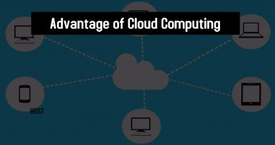 Advantage of Cloud Computing