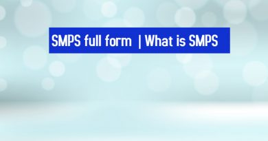 SMPS full form