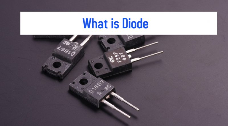 What is Diode?