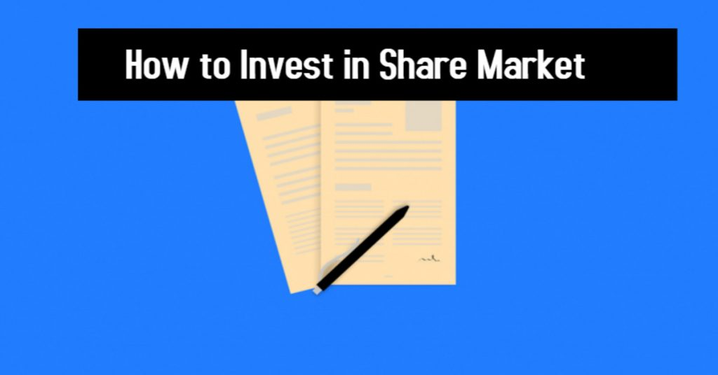 How to Invest in Share Market?
