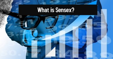 What is Sensex?