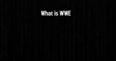 What is WWE