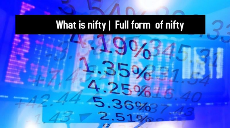 What is nifty