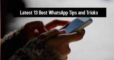 Latest 13 Best WhatsApp Tips and Tricks