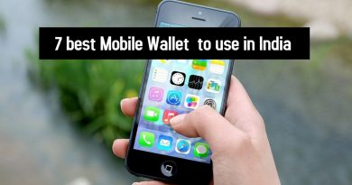 7 best Mobile Wallet to use in India